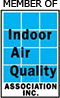 Member of Indoor Air Quality Association Inc.